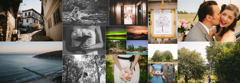 Wedding Photographer 2013