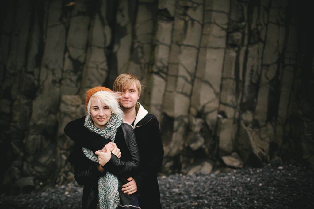 reynisdrangar wedding photographer