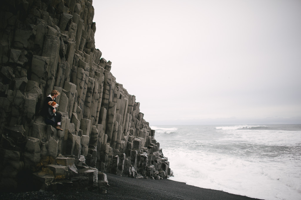 reynisdrangar wedding photos